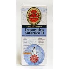 DEPURATIVO ANTARTICO II - senza liquirizia confezione da 500ml.-0