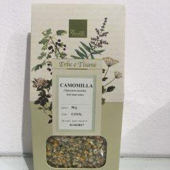 CAMOMILLA fiori interi extra confezione da 50 g-0