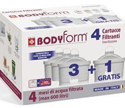 CARTUCCE FILTRANTI Bodyform F4P-0
