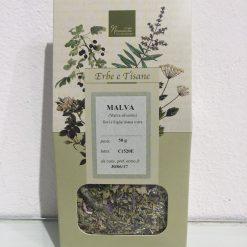 MALVA fiori e foglie confezione da 50 g-0