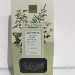 TE' VERDE GUNPOWDER EXTRA foglie di Camelia sinensis confezione da 100 g-0