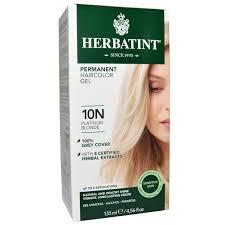 HERBATINT COLORANTE PER CAPELLI BIONDO PLATINO 10 N da 135 ml-0