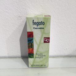 ESTRATTO INTEGRALE SINERGICO FEGATO - CURCUMA da 60 ml-0