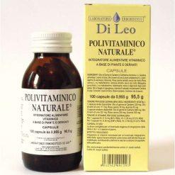POLIVITAMINICO NATURALE da 40 capsule-0