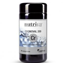 CROMOVAL NUTRIVA da 60 cpr-0