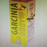 DIMA YELLOW DREN GARCINIA/INULINA 500 liquida flacone da 500ml gusto ananas-0