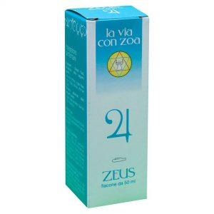 ZEUS estratto fluido da 50 ml LA VIA CON ZOA ideale per problematiche legate al fegato-0