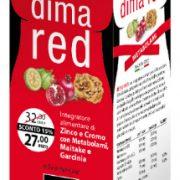 DIMA RED METABOLAMI da 60 compresse - favorisce il metabolismo dei grassi e dei carboidrati, controlla il senso di fame.-0